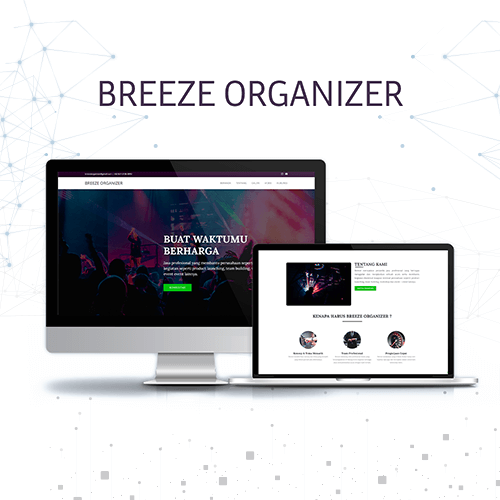 Breeze Organizer