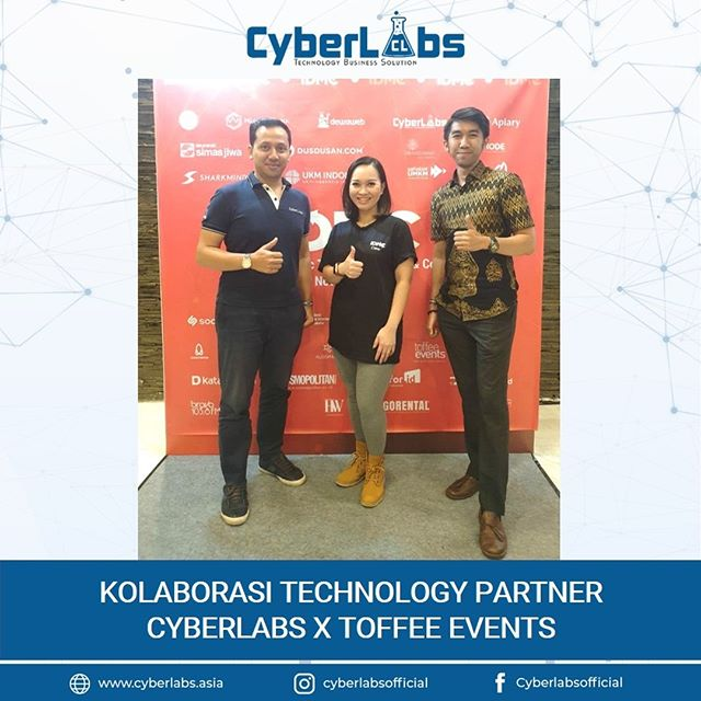 CyberLabs Technology Partner Indonesia Digital Marketing Conference