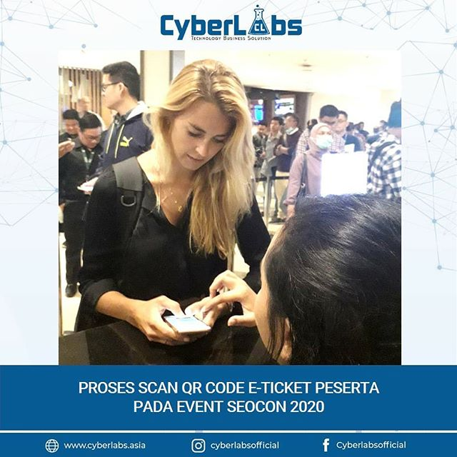 CyberLabs Technology Partner dalam acara SEO Conference